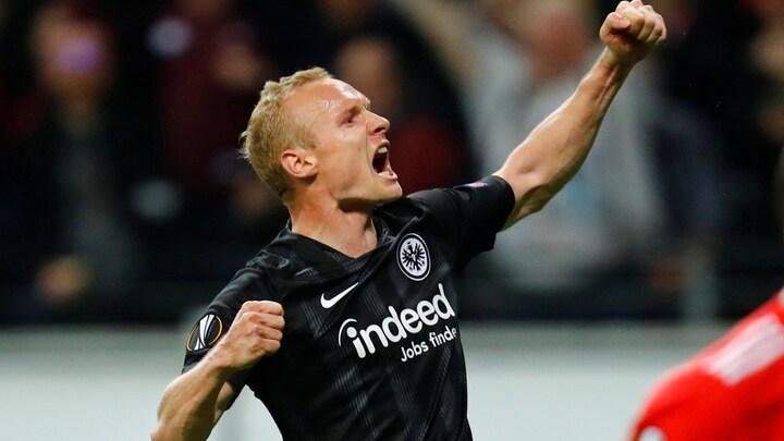 Samenvatting: Eintracht Frankfurt - Benfica