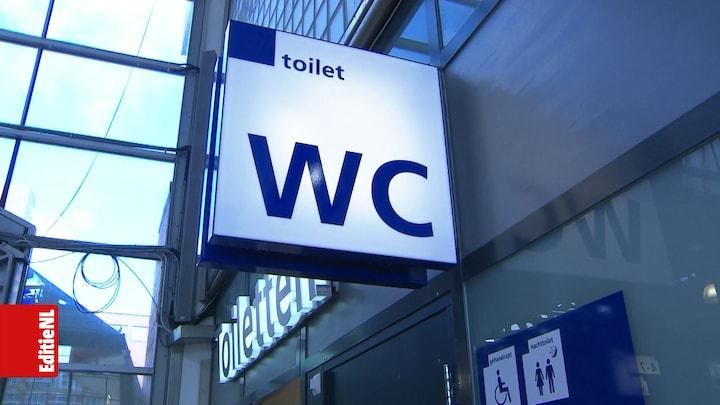 Te veel stations zonder wc