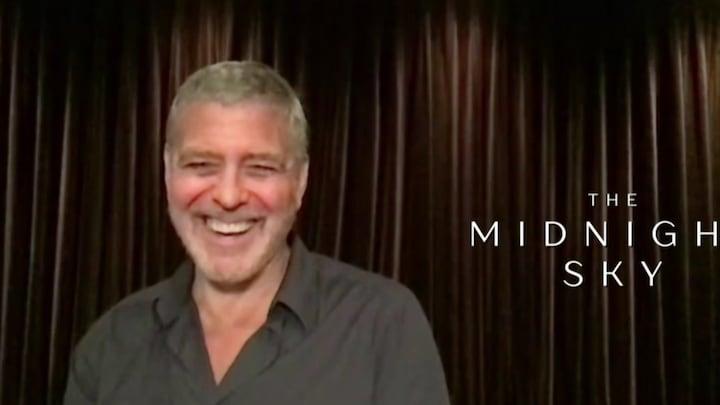 George Clooney stelt Bridget Maasland ongewone vraag