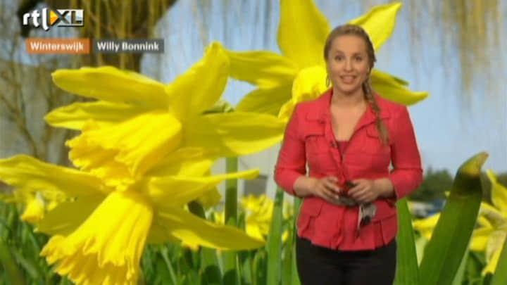 Buienradar NL 18 maart 2015 14:00uur