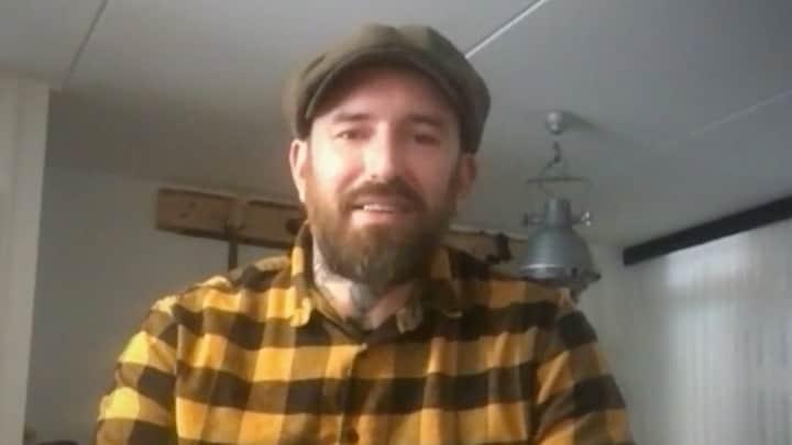 Ben Saunders: 'Van Velzen de enige die mij altijd gesteund heeft'