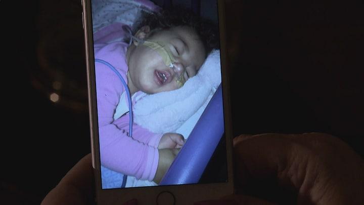 Medina (1) ligt met corona in ziekenhuis: 'Verschrikkelijk om te zien'