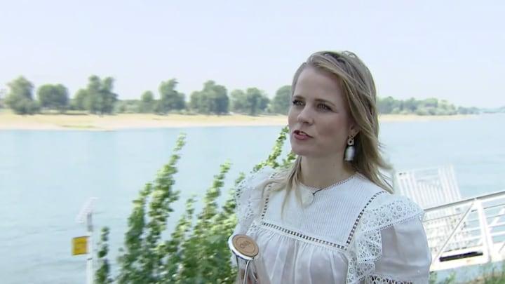 Ilse DeLange klaar voor beruchte rode stoel The Voice Duitsland