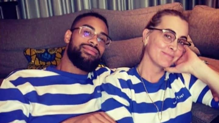 Anouk na maandenlange scheiding weer terug bij haar gezin