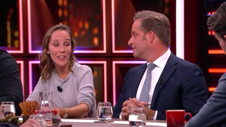 Hugo de Jonge in actie voor broers en zussen van mensen met ee...