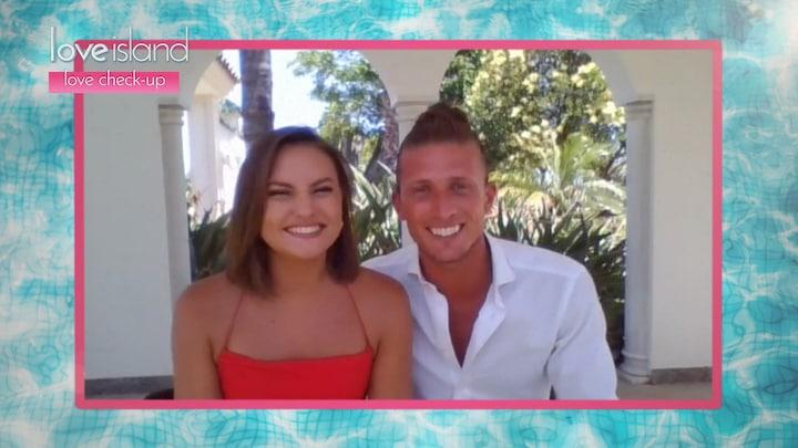 Love Check-up: Rowenna en Donny gaan volop daten in Nederland