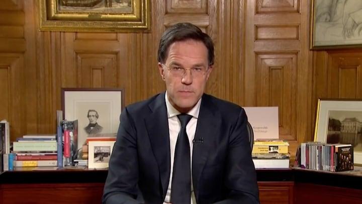 Veel lof voor Mark Rutte in aanpak coronacrisis