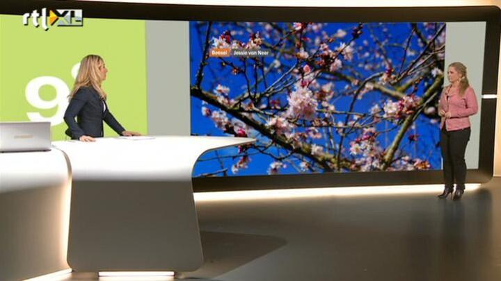 RTL Weer 5 maart 2015 08:00uur