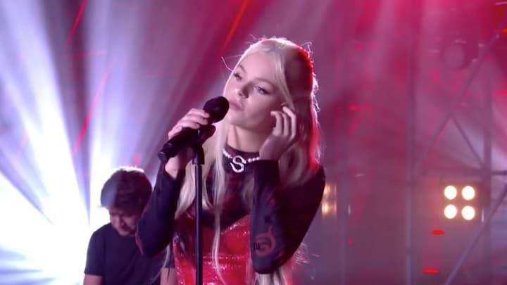 Davina Michelle wil wel meedoen aan songfestival