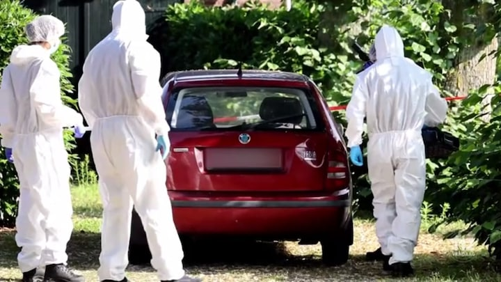 Dode gevonden in auto in Vlijmen