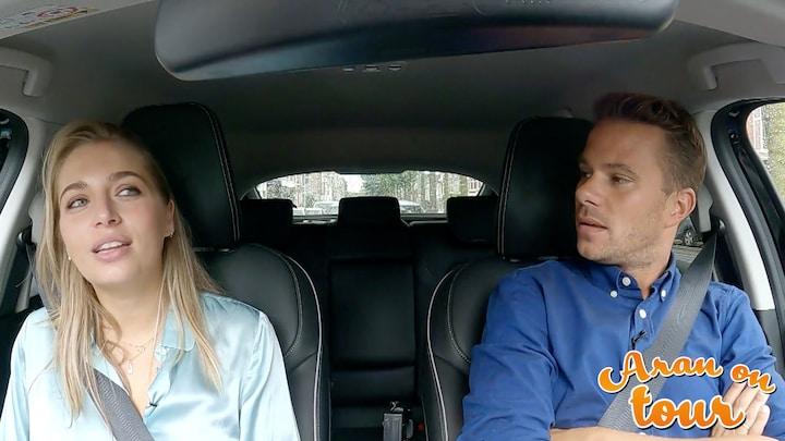 Aran on Tour: Shelly Sterk denkt voorlopig nog niet aan tweede kindje
