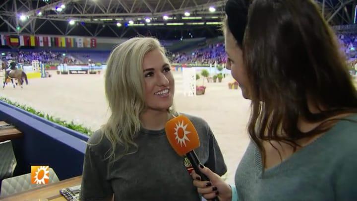 Britt Dekker: Paardrijden is voor mij geestverruimend