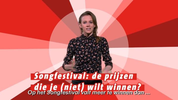 De prijzen die je (niet) wilt winnen op het songfestival