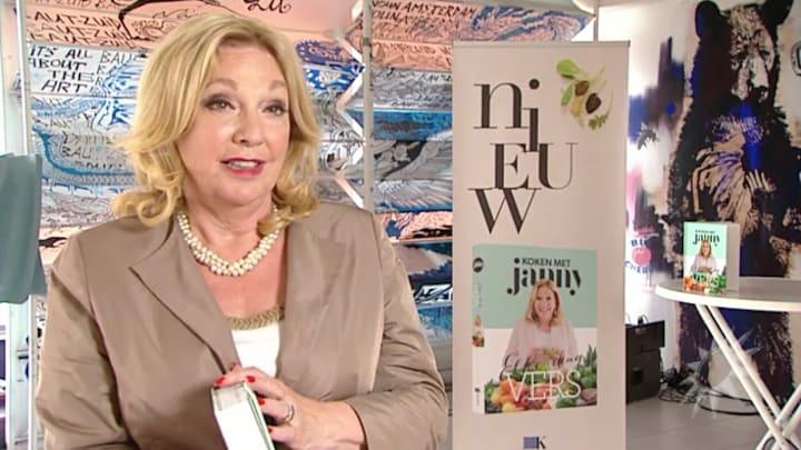Janny van der Heijden lanceert eigen kookboek