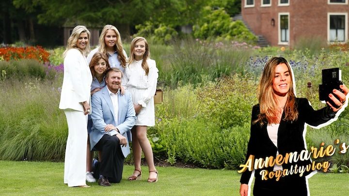 Annemarie's Royaltyvlog: Máxima vindt prinsesjes niet altijd ...