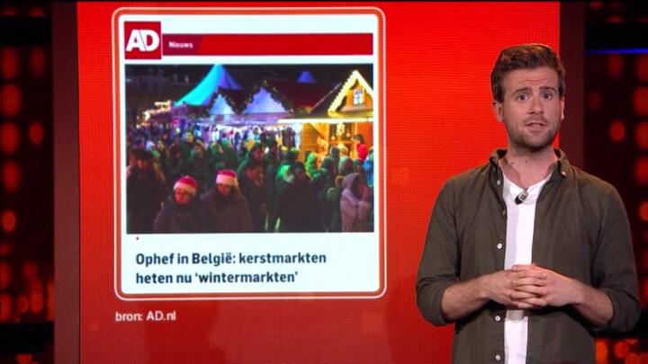 Martijn zegt Sorry: Kerstmarkten, Halloween en Bed & Breakfast