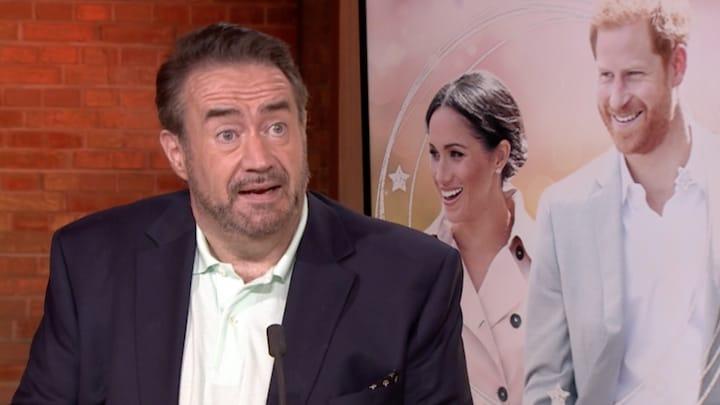 'Prins Harry moest naam dochter laten goedkeuren door Queen'