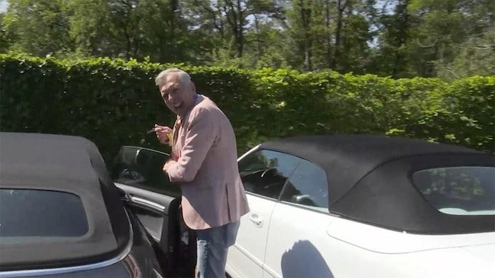 Auto's vol troep en ander leed: Chateau Meiland begint weer
