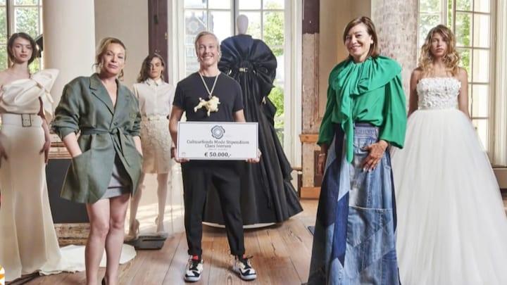Máxima-couturier Claes Iversen wint prestigieuze modeprijs