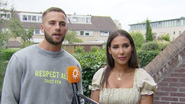 Donny's liefje Janice wil voor hem naar Amsterdam verhuizen