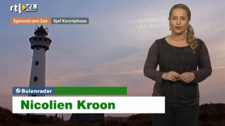 Buienradar NL 26 november 2014 10:00uur
