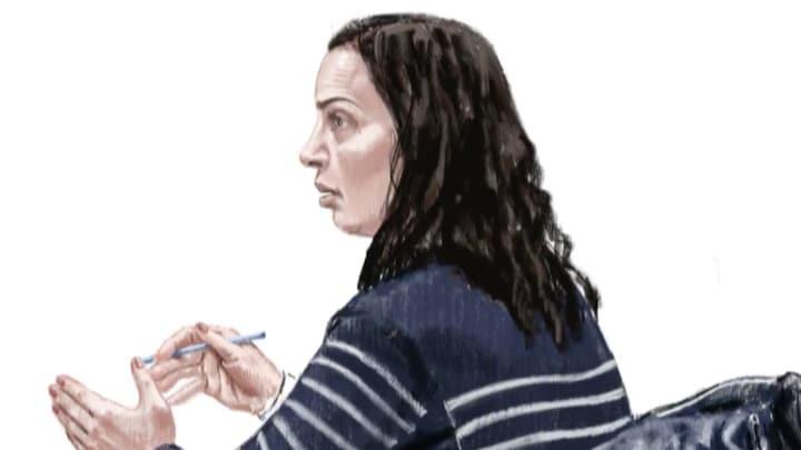 Vrouw die eigen man vermoordde moet 20 jaar brommen