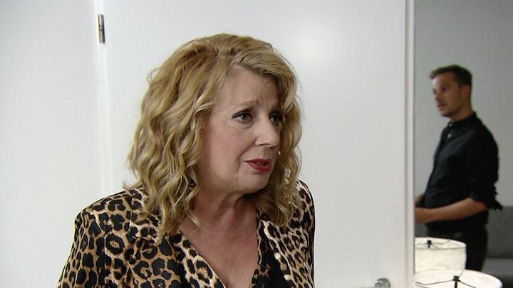Loretta een schim van zichzelf na diagnose: '12 kilo afgevallen'