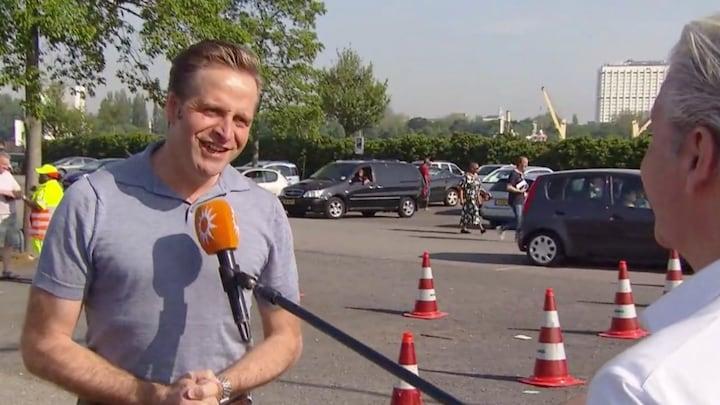 Hugo de Jonge heeft coronaprik binnen: 'Opgelucht'