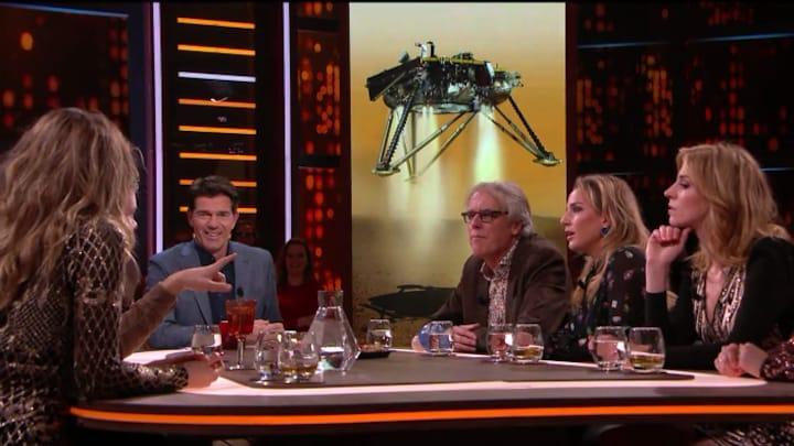 Marslanding InSight: 'Nagelbijten totdat je signaal binnen kri...