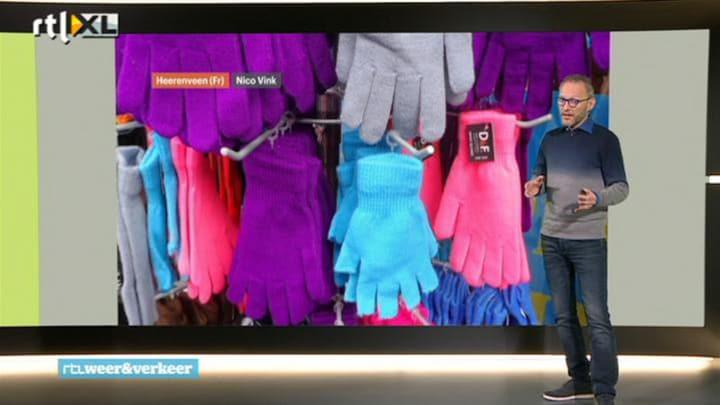 RTL Weer donderdag 27 november 2014 08:00 uur