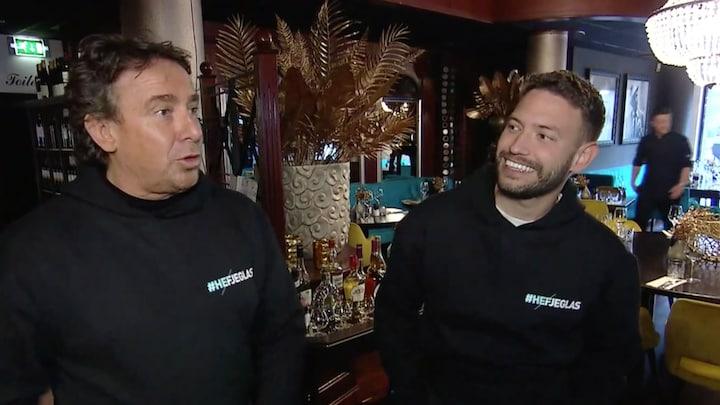 Marco en Rolf springen bij in kroeg Wesley Sneijder