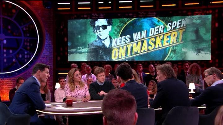 Kees van der Spek confronteert opnieuw oplichters