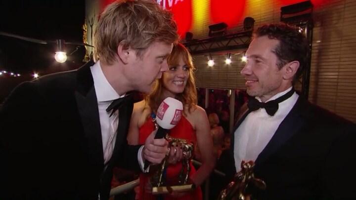 Ilse Warringa en Jacob Derwig winnen Gouden Kalveren