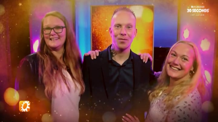 RTL Boulevard 30 Seconds van 20 december