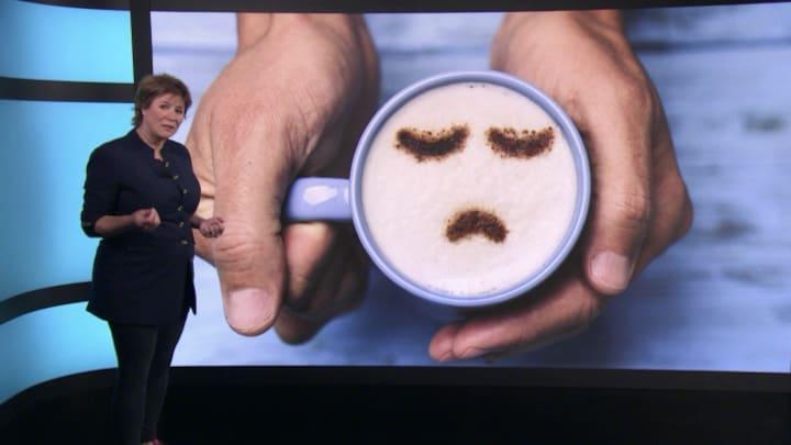 Koffiebonen worden goedkoper, maar jouw koffie niet