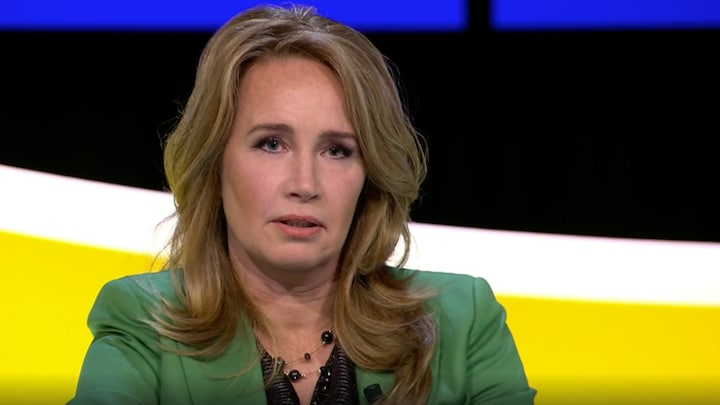 Helga van Leur over Slimste Mens: 'Thuis is makkelijker'