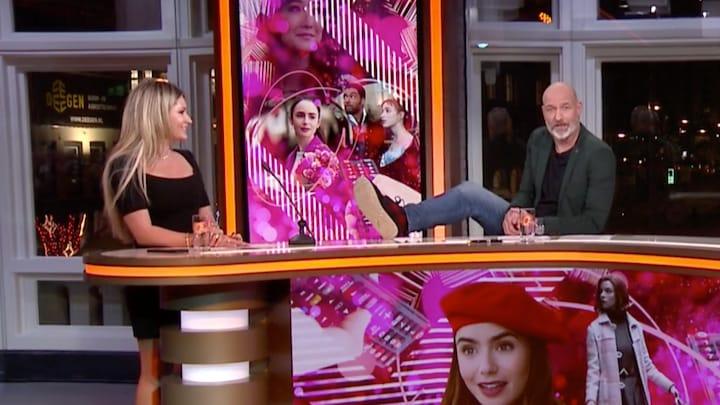 Nikkie boos op Eddy Zoey om schoenkeuze: 'Hoe lelijk is dit?'