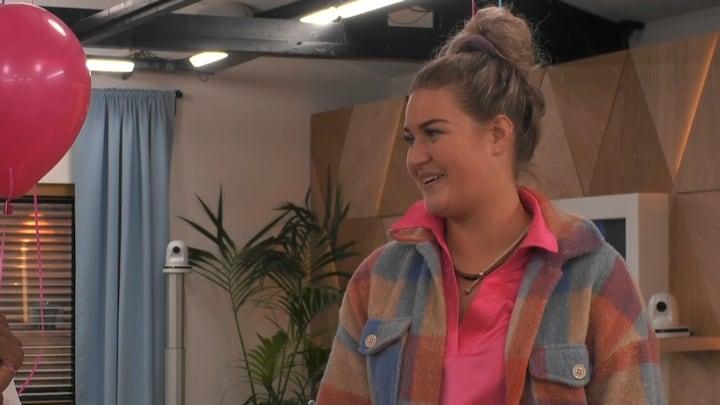Jill keert terug in het Big Brother-huis