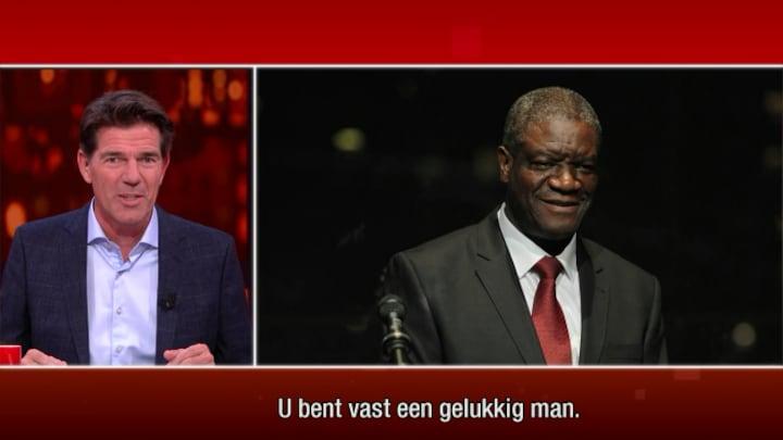 Denis Mukwege vreest voor zijn leven na winnen Nobelprijs voor...