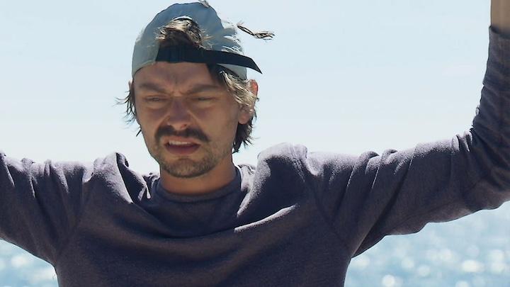 Stefano reageert op 'onsportief gedrag' van John in Expeditie