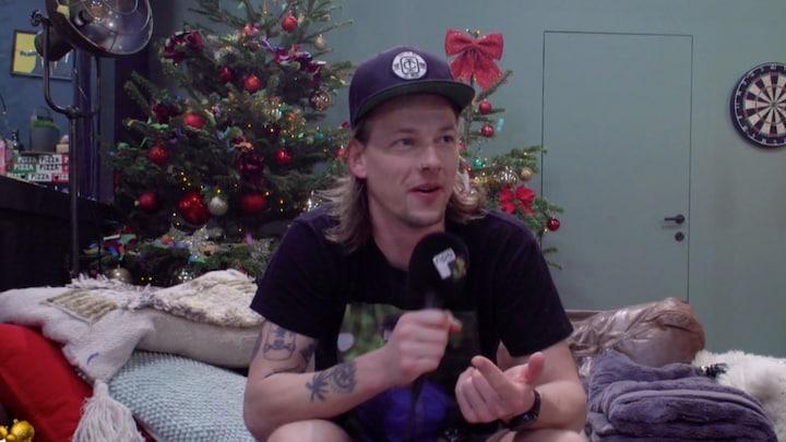 Sander Hoogendoorn over Diederik Gommers-tattoo: 'Beetje balen'