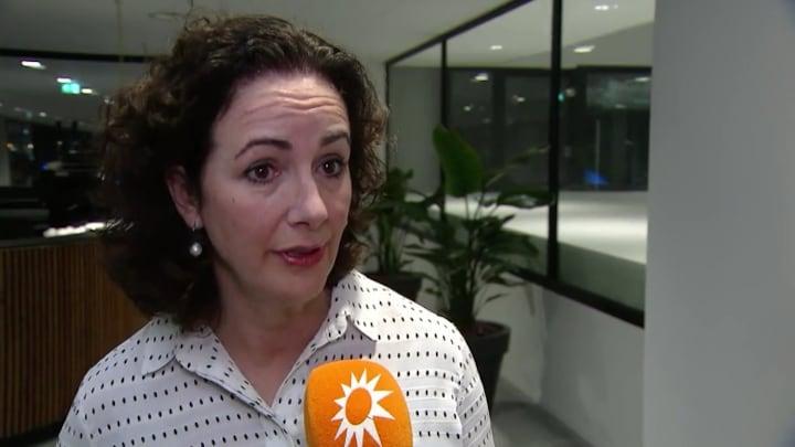 Burgemeester Femke Halsema wil dat RTL Boulevard de studio verplaatst
