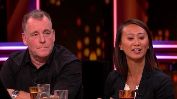 Julie Ng en chefkok Ron Blaauw over een oer-hollandse gerecht:...