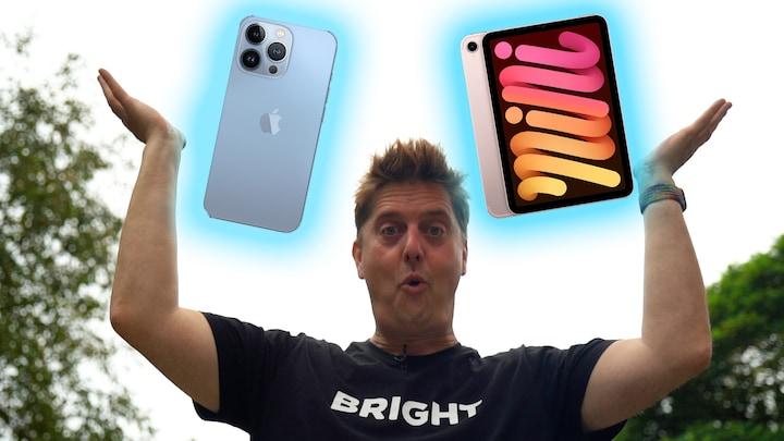 Eerste indruk: iPhone 13, nieuwe Apple Watch en iPads