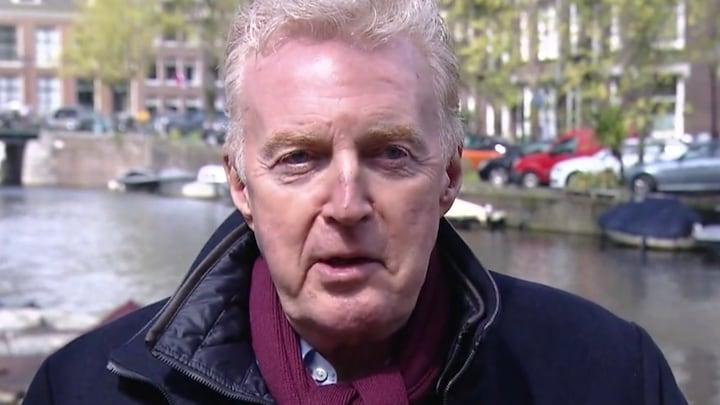 André van Duin reageert op lovende reacties na toepsraak