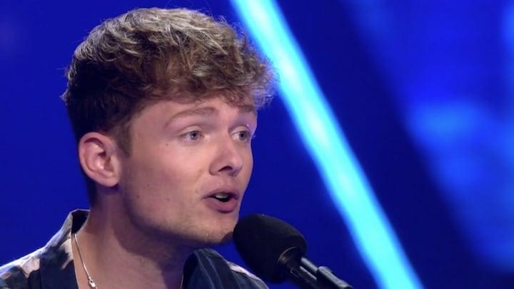Bram overdonderd door reacties op The Voice-auditie