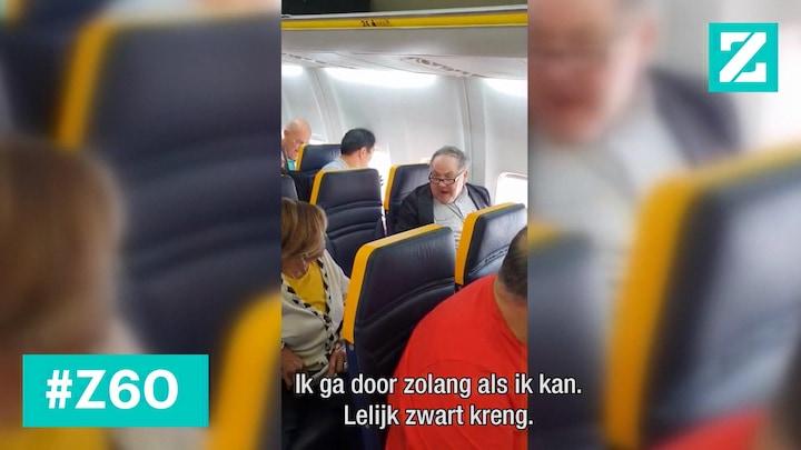Ryanair kan ook tevéél respect tonen voor passagier