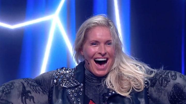 Mariska Bauer vertelt hoe ze Masked Singer-deelname geheim hield