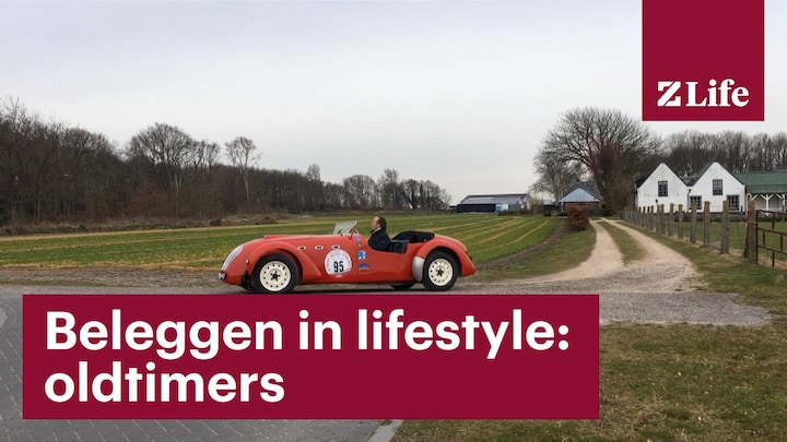 Beleggen in lifestyle: oldtimers