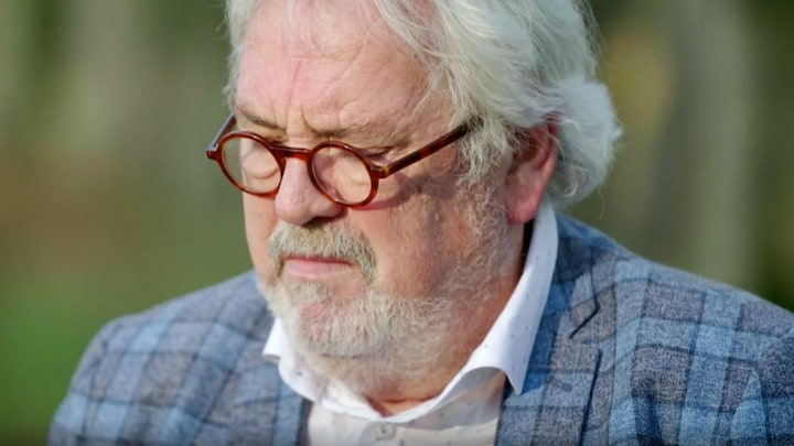 Ernst Daniël Smid in tranen: 'Dit is er van me over'